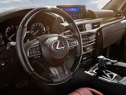 83 Gallery of 2019 Lexus Lx History with 2019 Lexus Lx