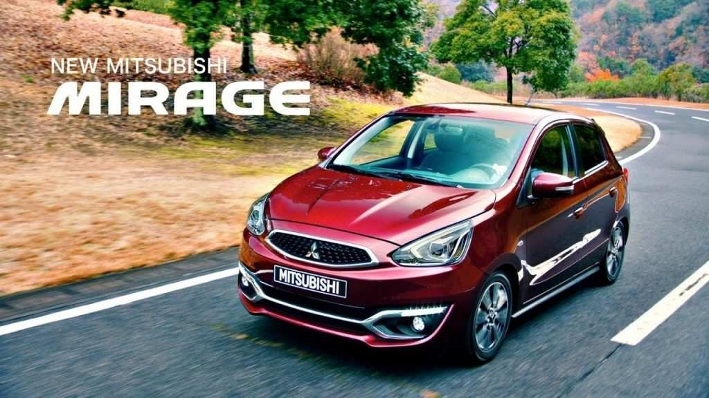 83 Gallery of 2019 Mitsubishi Mirage Review Redesign and Concept by 2019 Mitsubishi Mirage Review