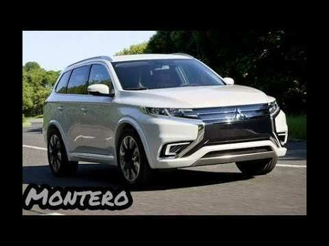 83 Gallery of 2019 Mitsubishi Montero Specs and Review for 2019 Mitsubishi Montero