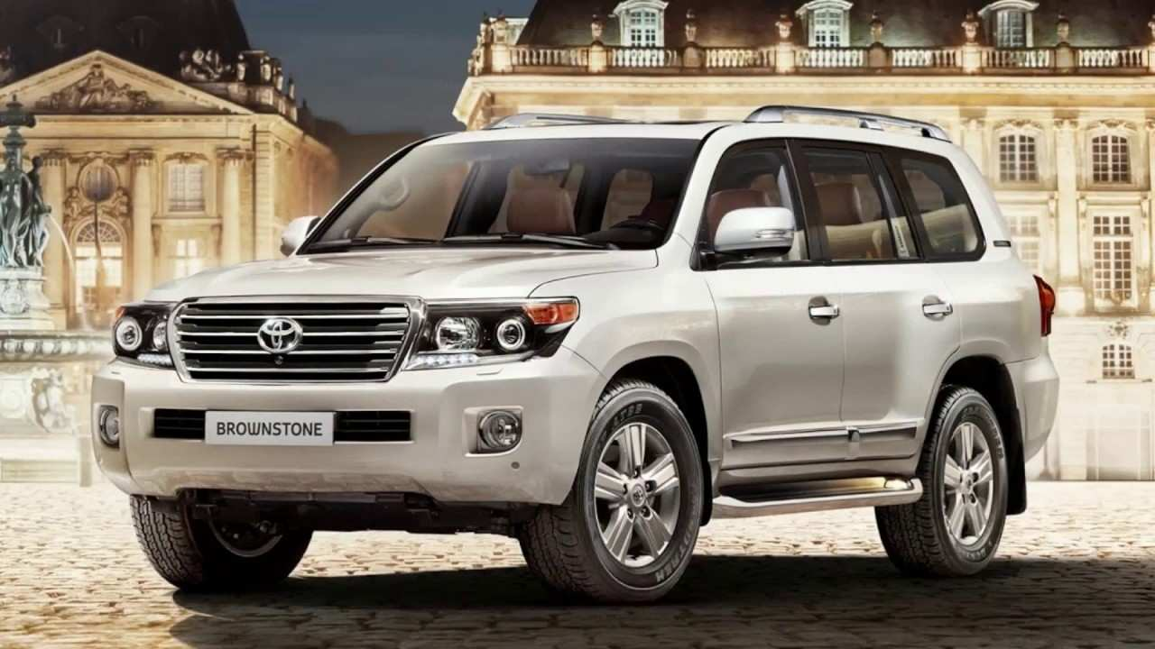 83 Gallery of 2019 Toyota Land Cruiser 200 Redesign for 2019 Toyota Land Cruiser 200