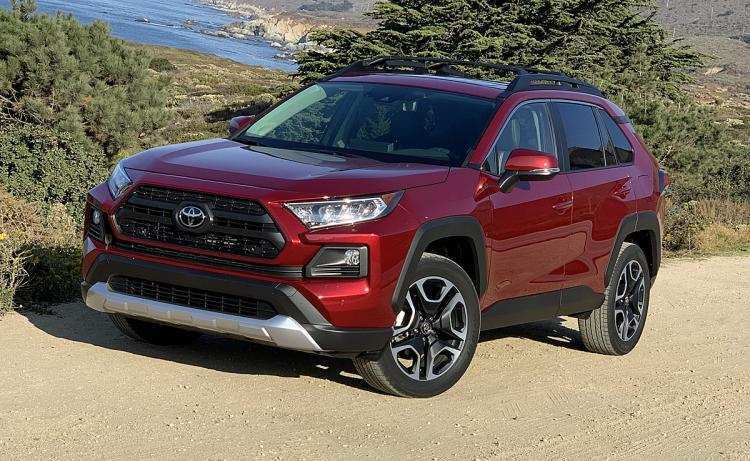 83 Gallery of 2019 Toyota Redesign Specs with 2019 Toyota Redesign