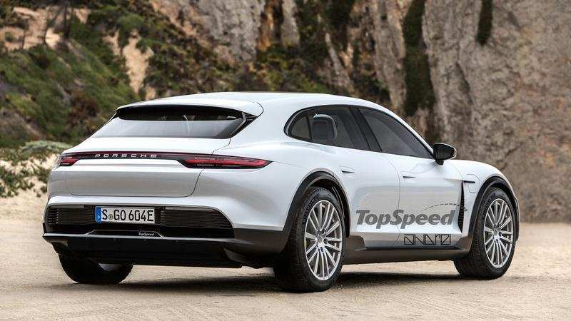 83 Gallery of 2020 Porsche Taycan Photos with 2020 Porsche Taycan