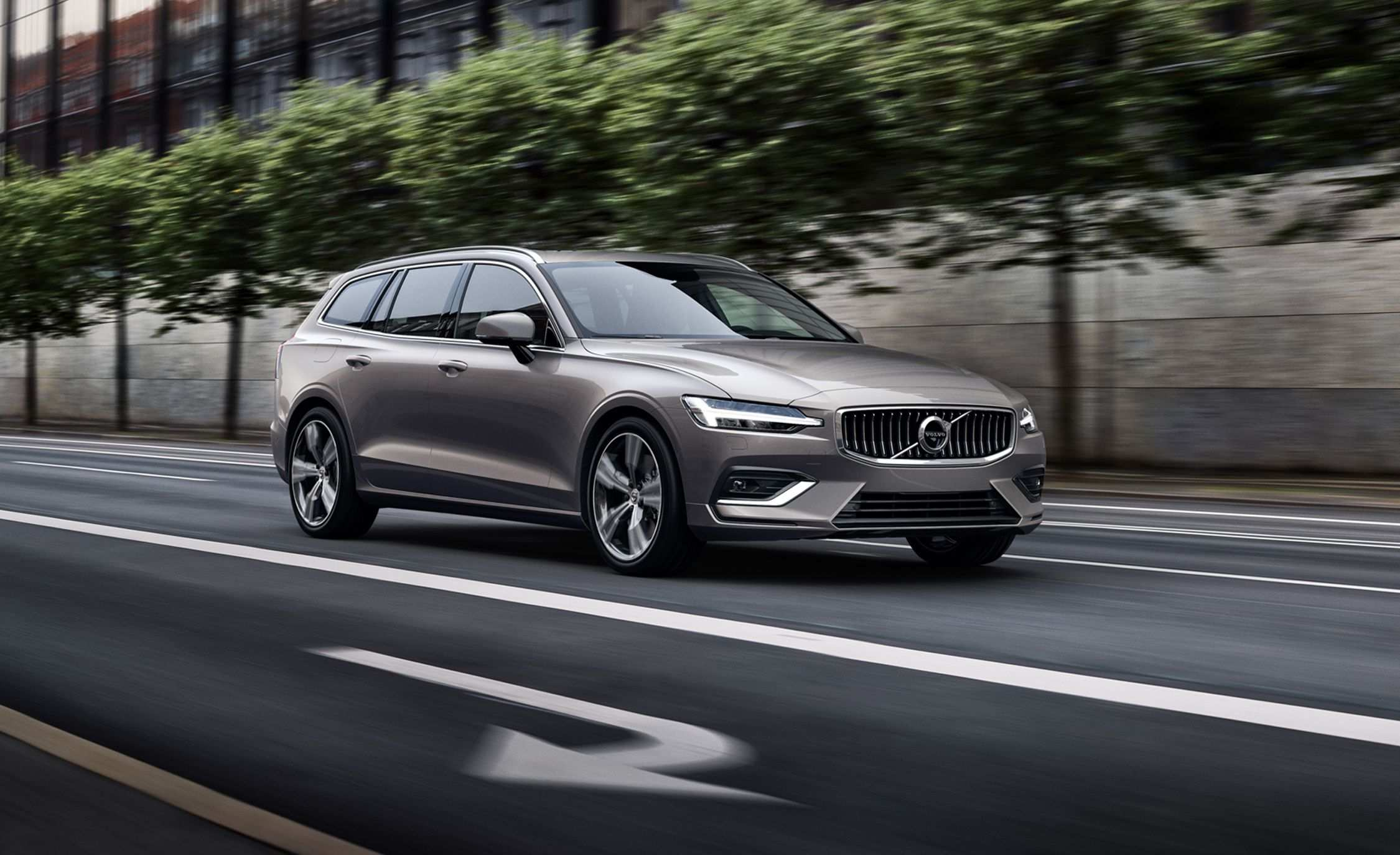 83 Gallery of New 2019 Volvo V60 Exterior and Interior with New 2019 Volvo V60