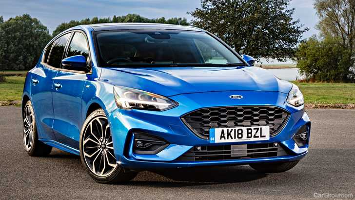 83 Great 2019 Ford Focus Exterior for 2019 Ford Focus