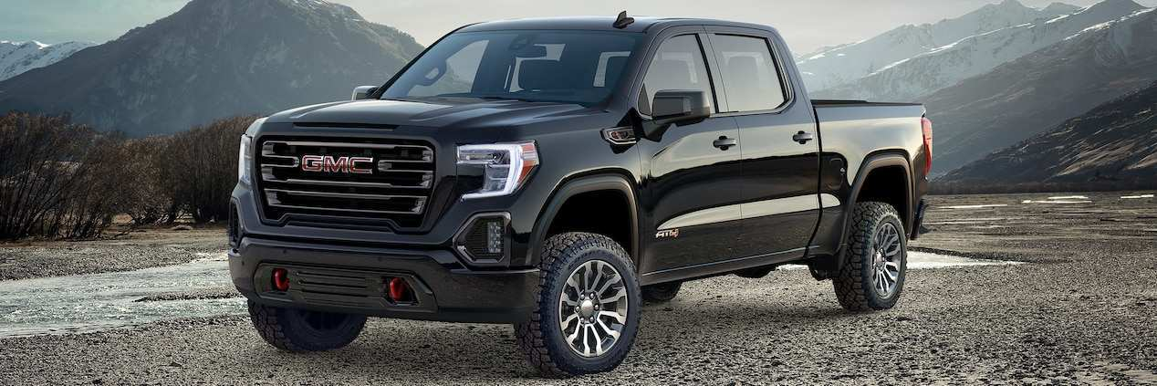 83 Great 2019 Gmc Z71 Redesign for 2019 Gmc Z71