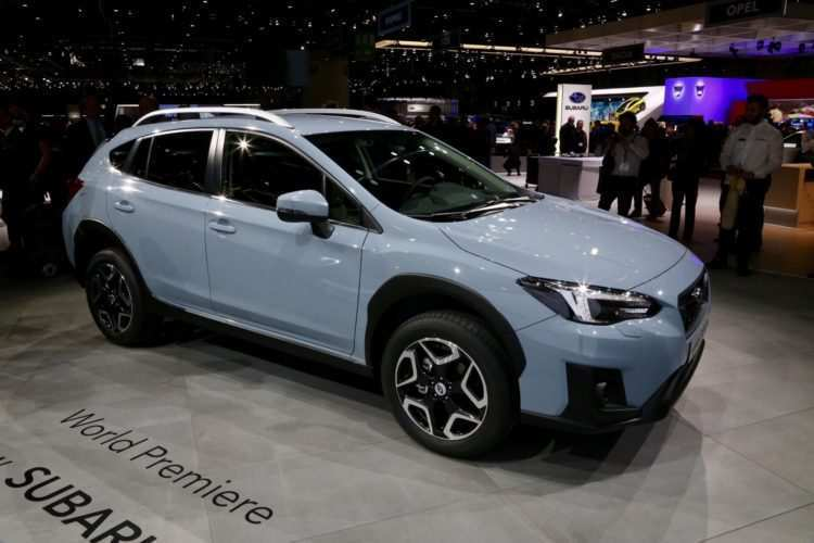 83 Great 2019 Subaru Crossover Research New for 2019 Subaru Crossover