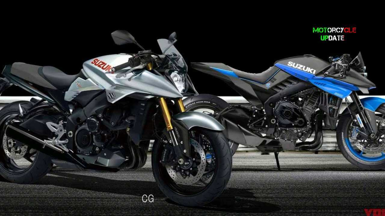 83 Great 2019 Suzuki Katana Reviews for 2019 Suzuki Katana