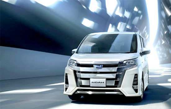 83 Great 2019 Toyota Noah Picture with 2019 Toyota Noah