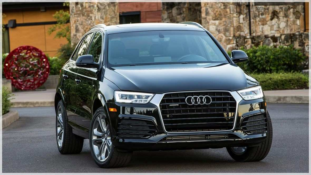 83 Great 2020 Audi Q3 Release Date Price for 2020 Audi Q3 Release Date