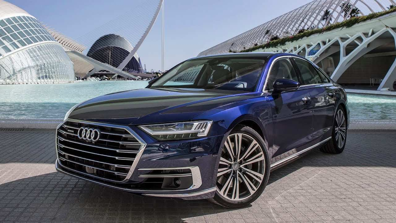 83 New 2019 Audi S8 Release by 2019 Audi S8