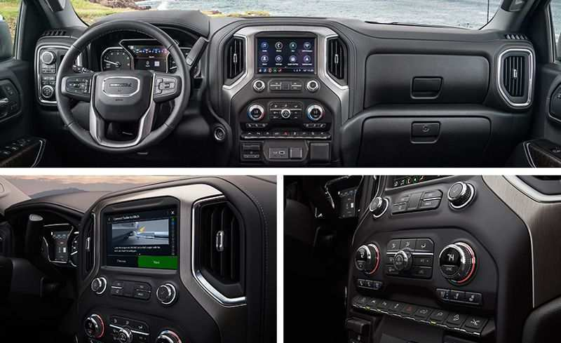 83 New 2019 Gmc Sierra Denali Interior New Review by 2019 Gmc Sierra Denali Interior