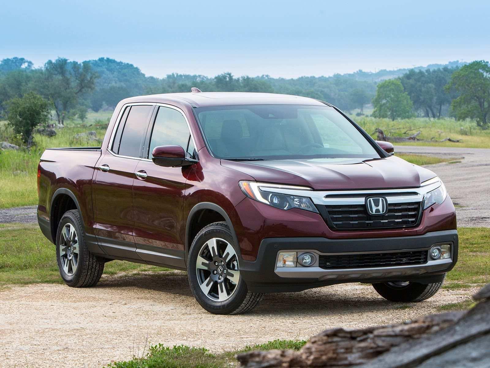 83 New 2019 Honda Ridgeline Rumors Review with 2019 Honda Ridgeline Rumors