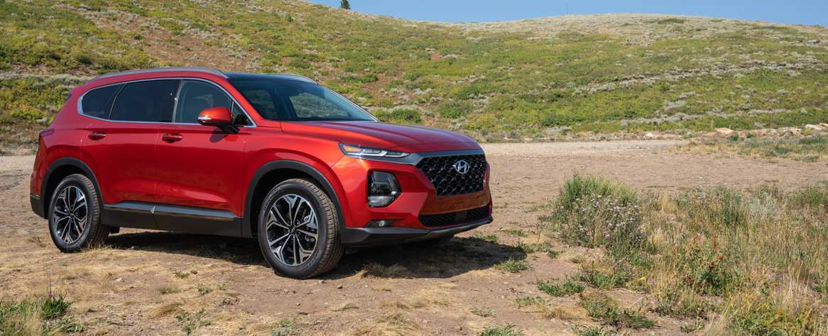 83 New 2019 Hyundai Santa Fe Test Drive Model with 2019 Hyundai Santa Fe Test Drive