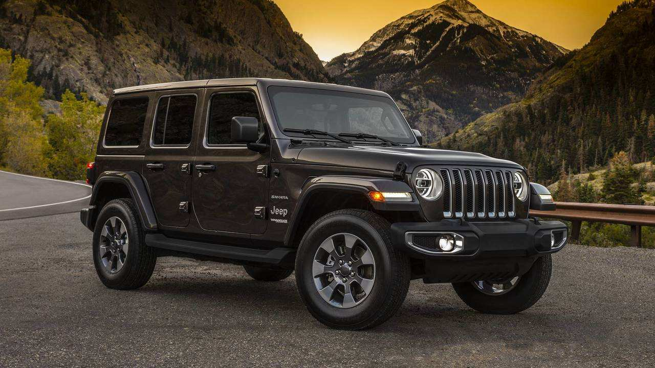 83 New 2019 Jeep Jl Pictures with 2019 Jeep Jl