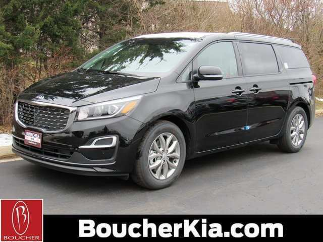83 New 2019 Kia Van Research New for 2019 Kia Van