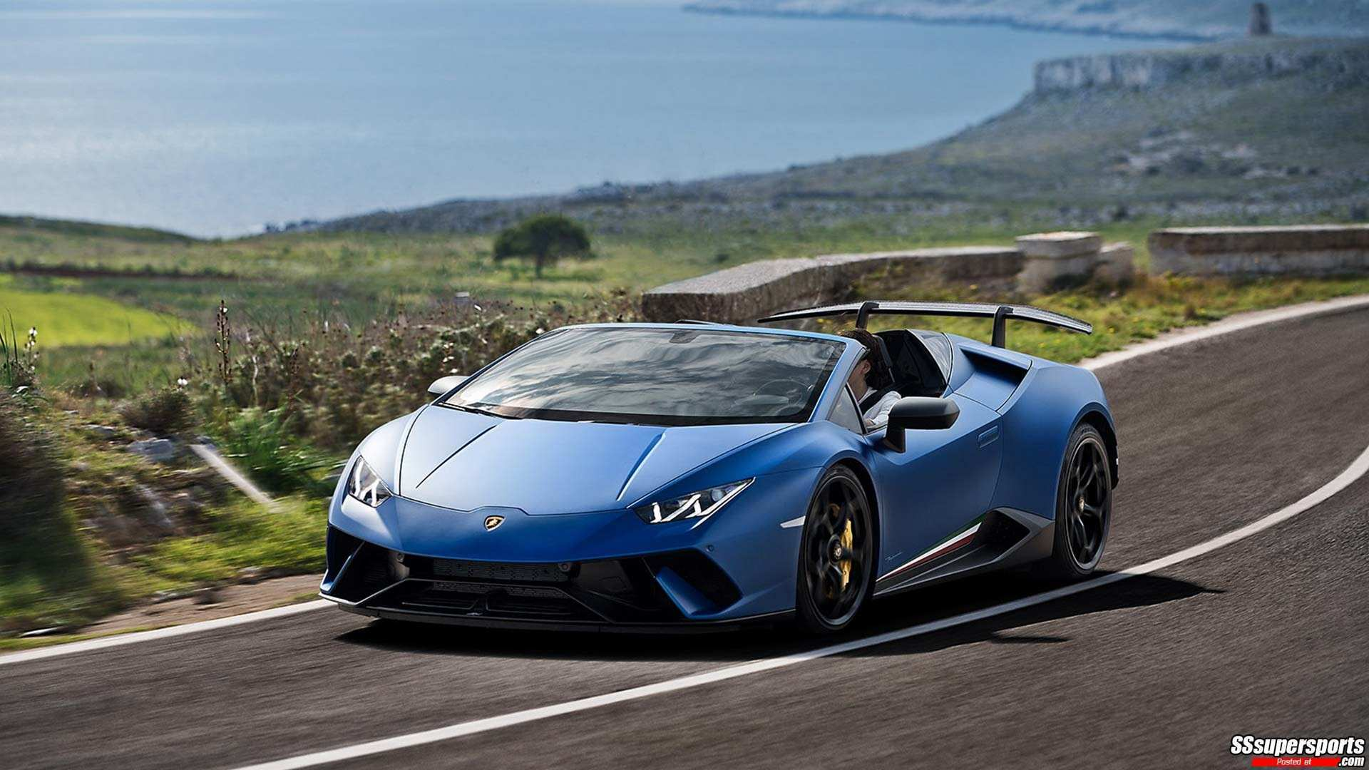 83 New 2019 Lamborghini Huracan Performante Exterior with 2019 Lamborghini Huracan Performante