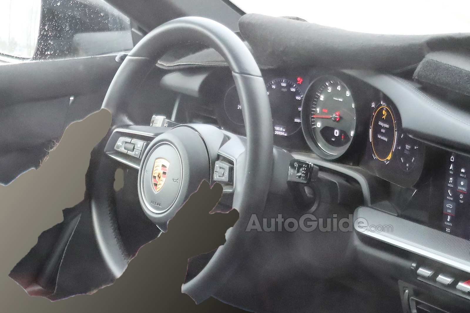 83 New 2019 Porsche Interior Concept with 2019 Porsche Interior