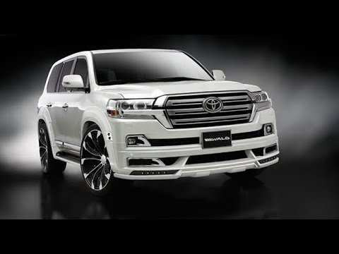 83 New 2019 Toyota Land Cruiser 300 Concept with 2019 Toyota Land Cruiser 300