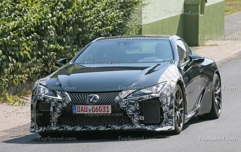 83 New 2020 Lexus Lc F Wallpaper for 2020 Lexus Lc F