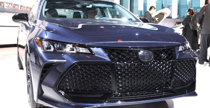 83 New 2020 Toyota Avalon Redesign Review for 2020 Toyota Avalon Redesign