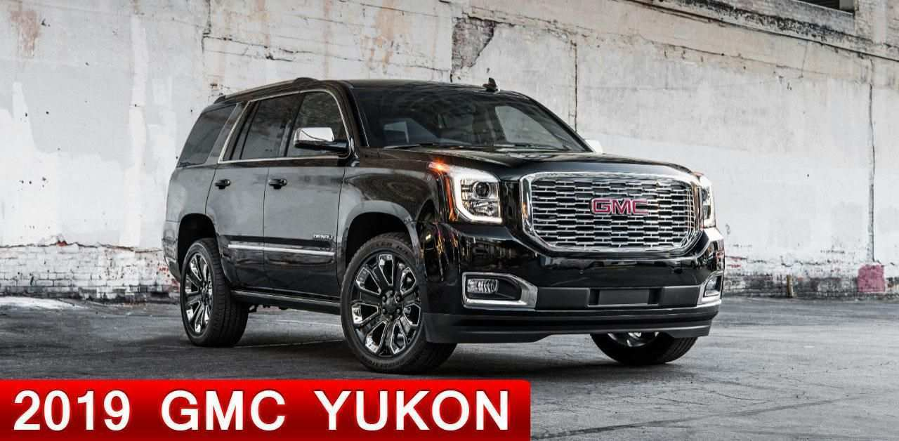 83 The 2019 Gmc Concept Performance and New Engine with 2019 Gmc Concept