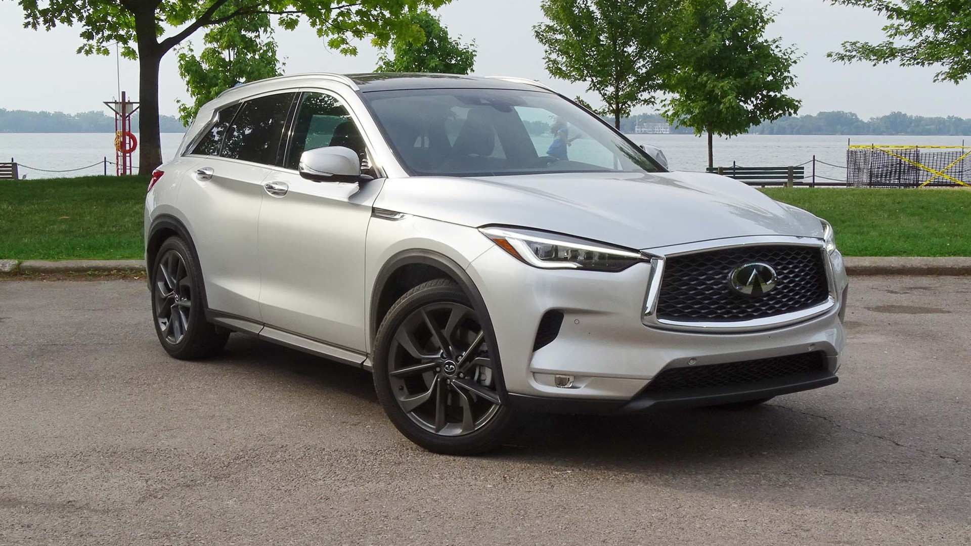 83 The 2019 Infiniti Qx50 Apple Carplay New Review with 2019 Infiniti Qx50 Apple Carplay