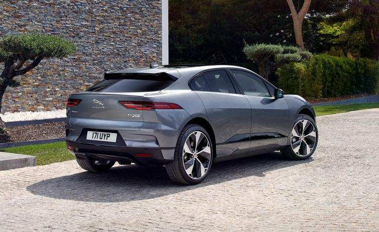 83 The 2019 Jaguar I Pace Wallpaper with 2019 Jaguar I Pace