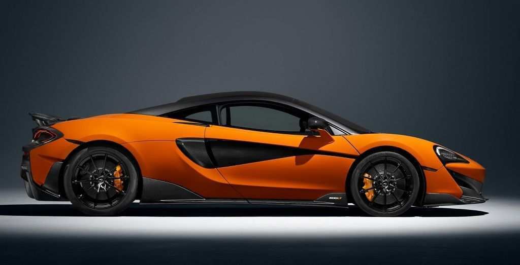 83 The 2019 Mclaren 600Lt Concept for 2019 Mclaren 600Lt