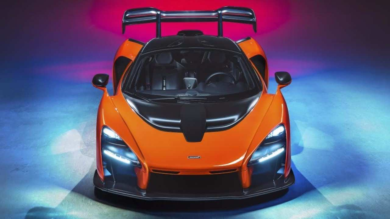 83 The 2019 Mclaren P15 Redesign with 2019 Mclaren P15
