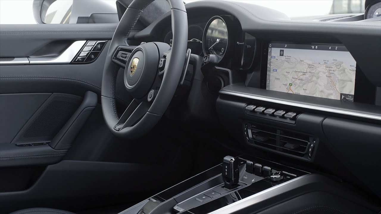 83 The 2019 Porsche 911 Interior Overview with 2019 Porsche 911 Interior