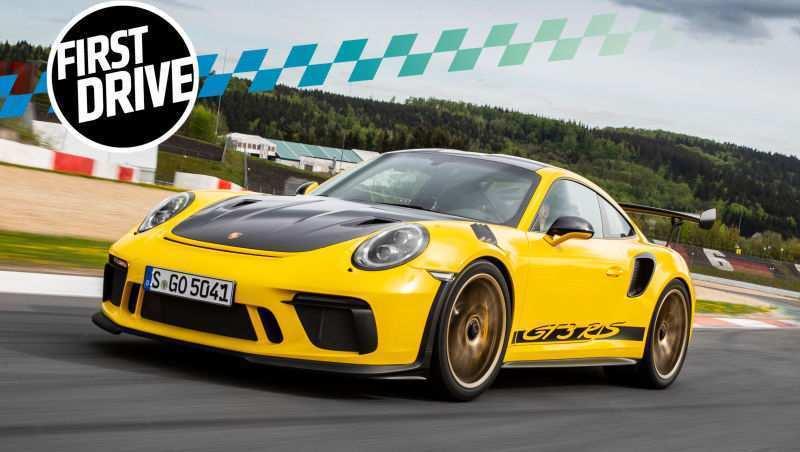 83 The 2019 Porsche Gt3 Rs Exterior by 2019 Porsche Gt3 Rs