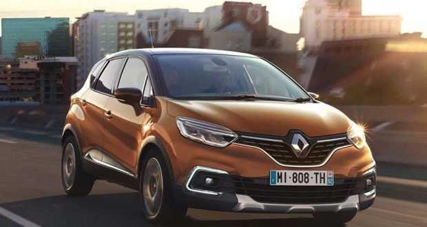 83 The Renault Kaptur 2019 Rumors with Renault Kaptur 2019