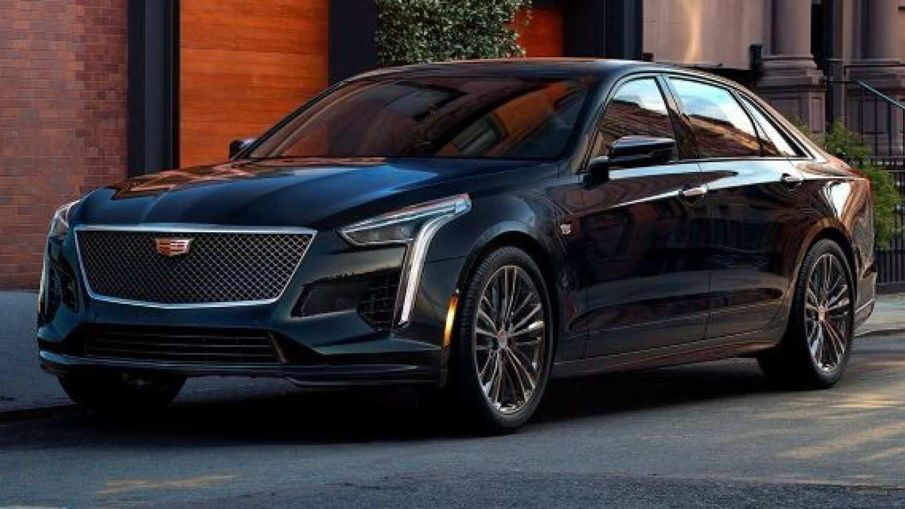 84 All New 2019 Cadillac V8 Exterior and Interior by 2019 Cadillac V8