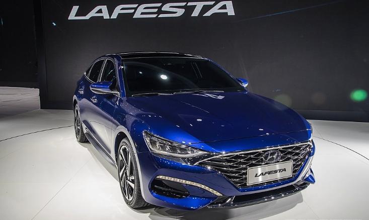 84 All New 2019 Hyundai Lafesta Exterior and Interior for 2019 Hyundai Lafesta