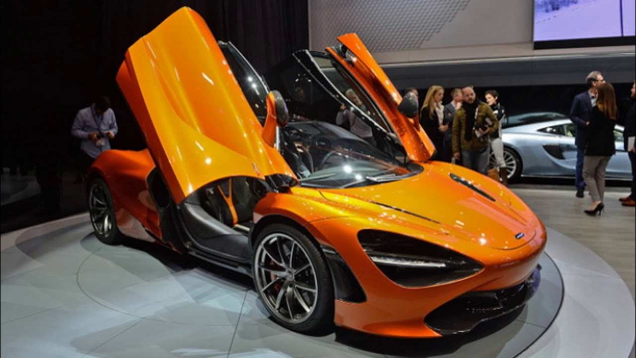 84 All New 2019 Mclaren 720S Spider New Review for 2019 Mclaren 720S Spider