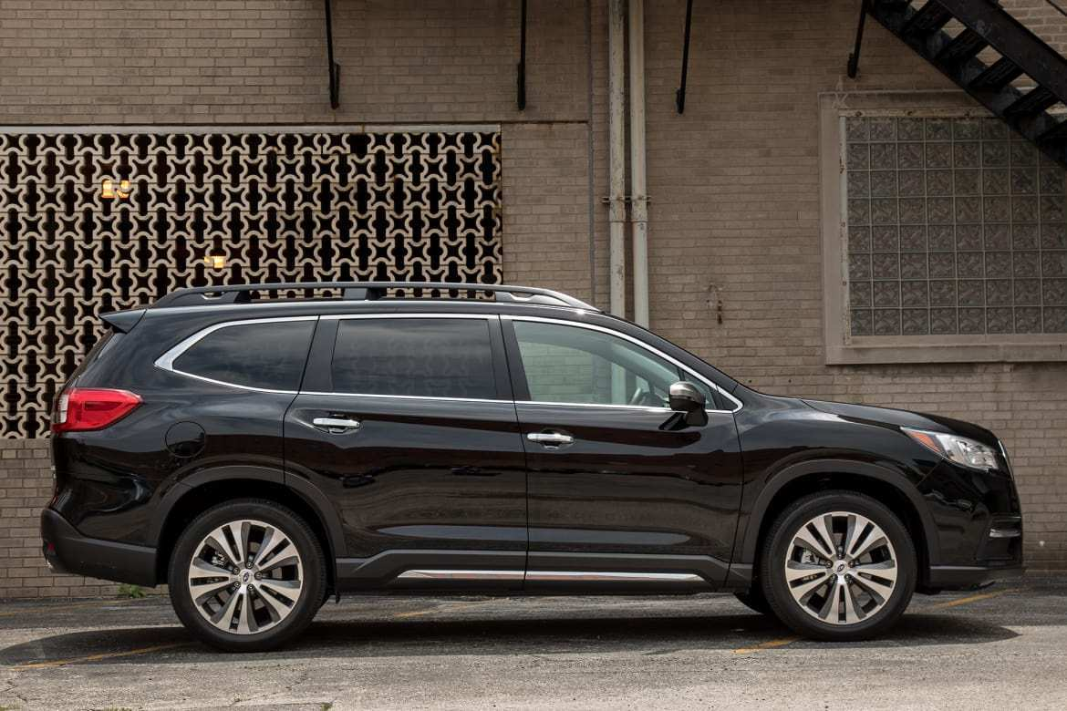 84 All New 2019 Subaru Ascent News Specs for 2019 Subaru Ascent News