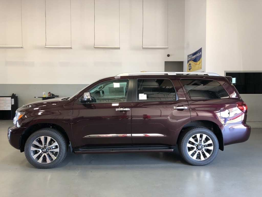84 All New 2019 Toyota Sequoia Review Price and Review with 2019 Toyota Sequoia Review