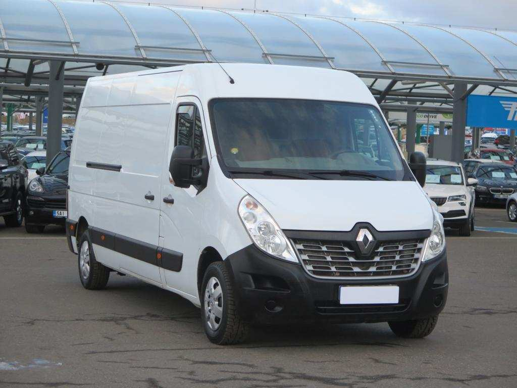 84 All New Renault Master 2020 First Drive for Renault Master 2020