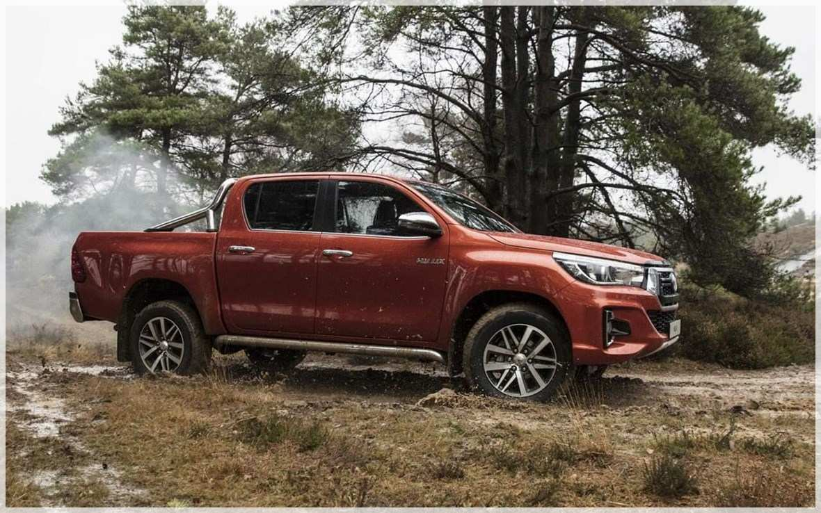 84 All New Toyota Hilux 2020 Pictures for Toyota Hilux 2020