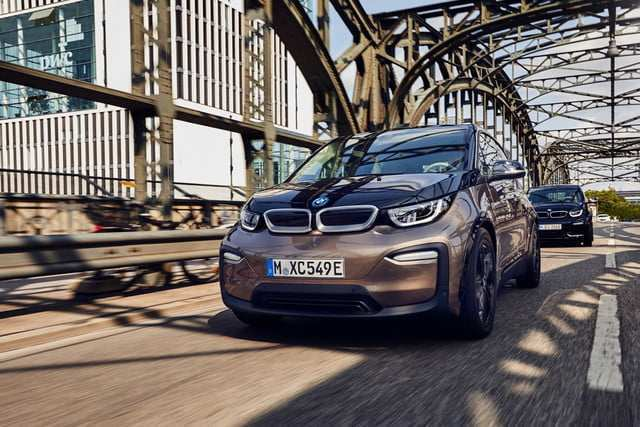 84 Best Review 2019 Bmw Electric Car Concept with 2019 Bmw Electric Car