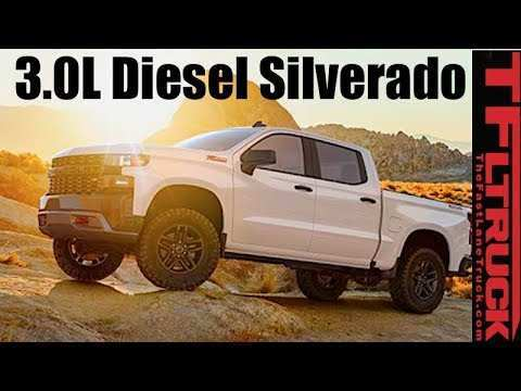 84 Best Review 2019 Chevrolet 3 0 Diesel Prices with 2019 Chevrolet 3 0 Diesel