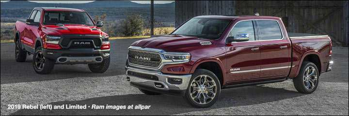 84 Best Review 2019 Dodge Half Ton Performance for 2019 Dodge Half Ton