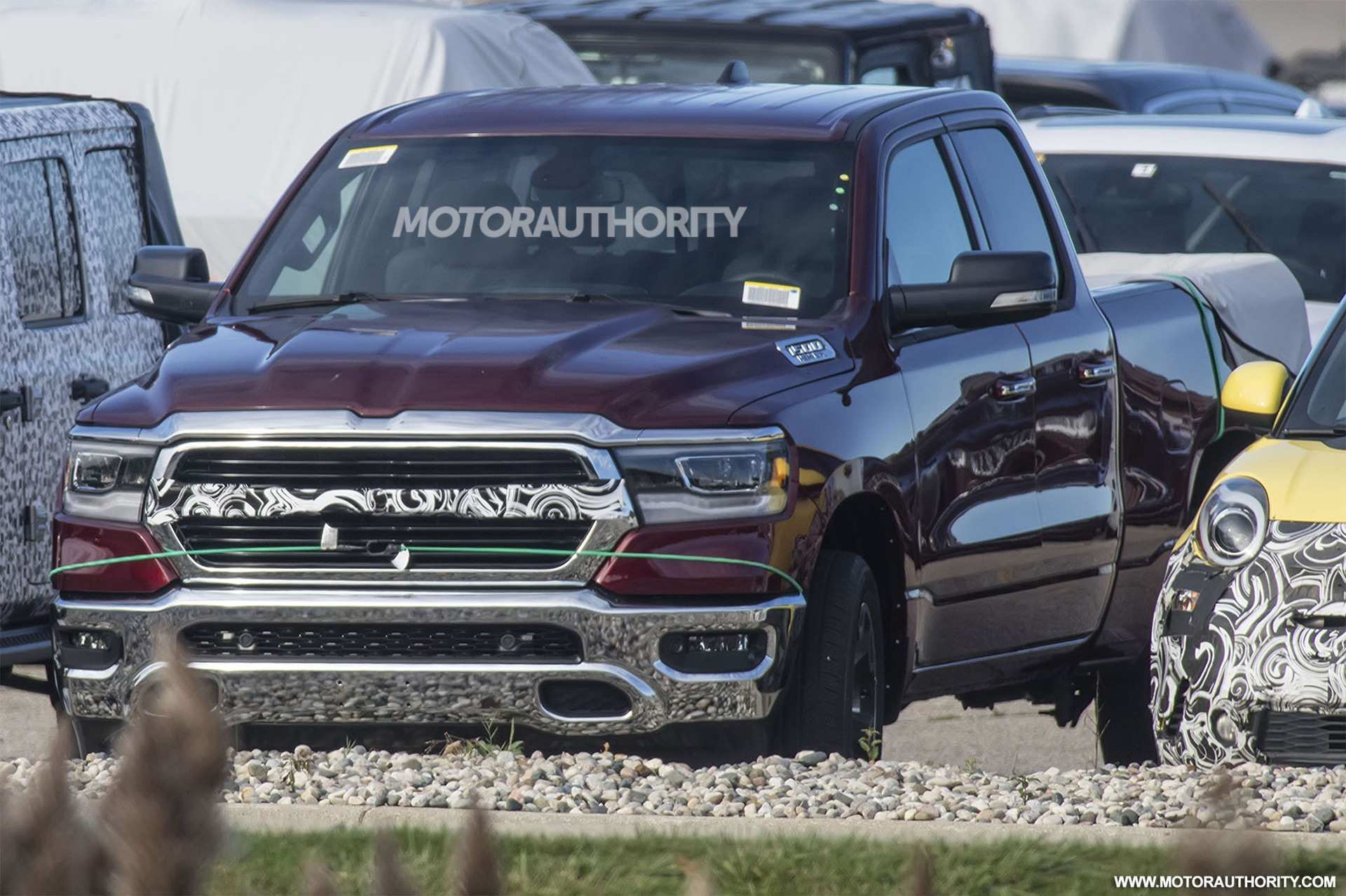 84 Best Review 2019 Dodge Ram Spy Shots Ratings for 2019 Dodge Ram Spy Shots