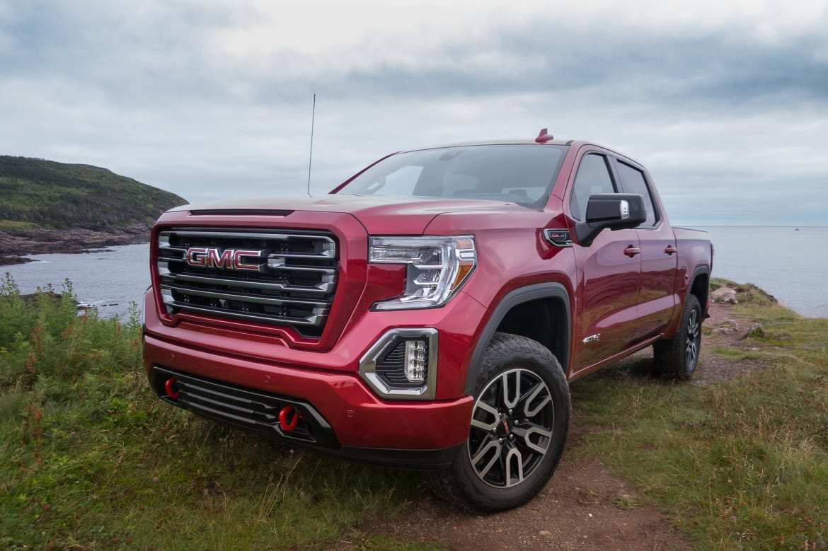 84 Best Review 2019 Gmc Pickup Release Date Redesign and Concept with 2019 Gmc Pickup Release Date