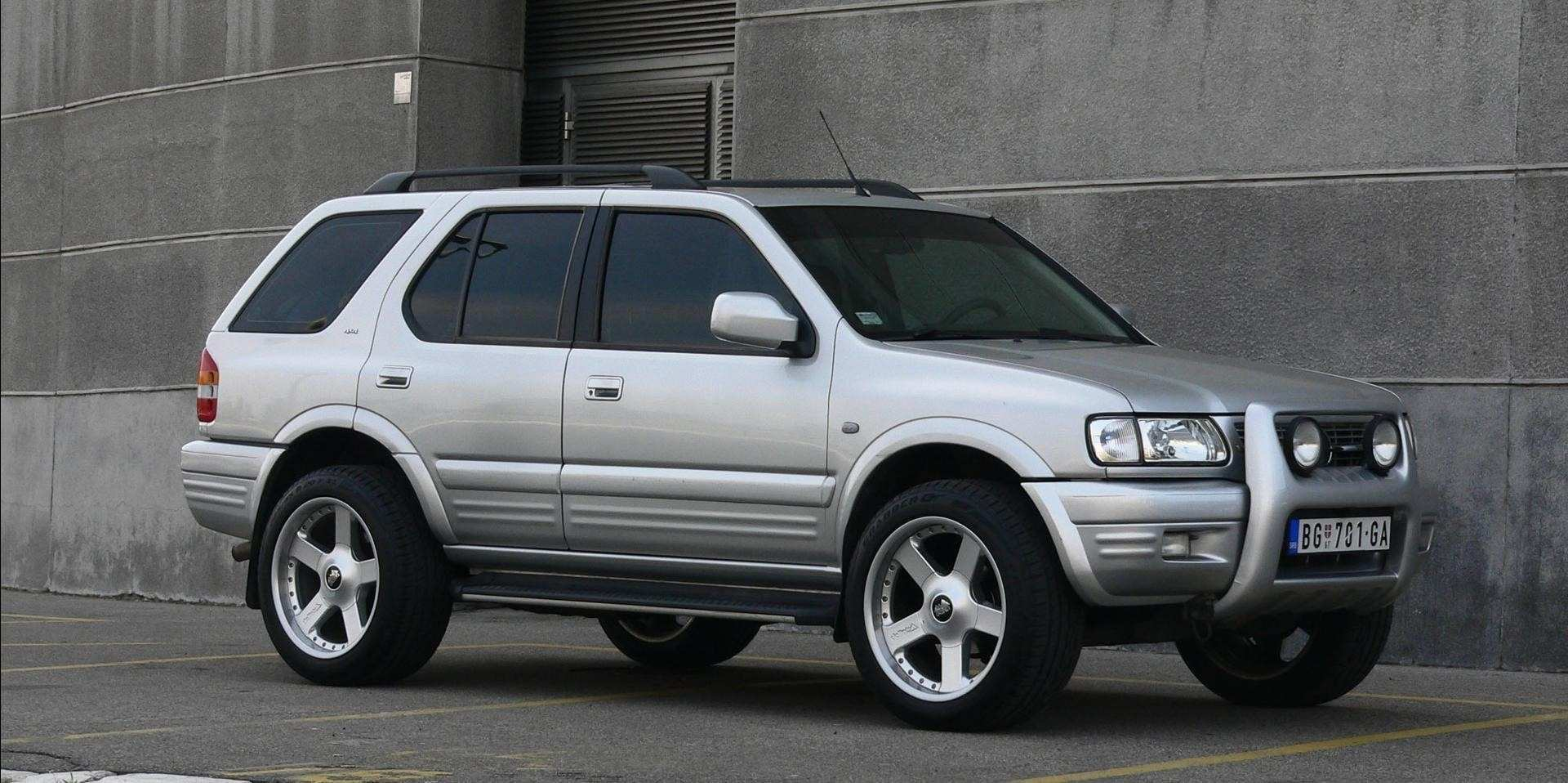 84 Best Review 2019 Isuzu Trooper Wallpaper by 2019 Isuzu Trooper