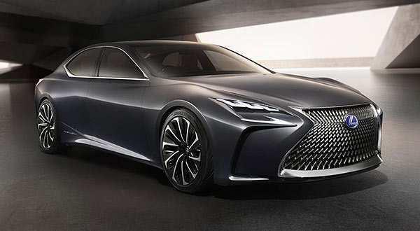 84 Best Review 2020 Lexus Lf1 Redesign for 2020 Lexus Lf1
