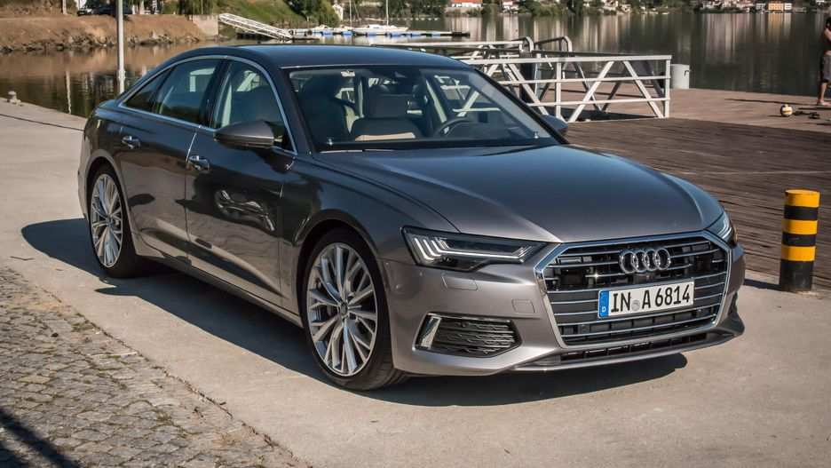 84 Best Review Audi A6 2019 Speed Test with Audi A6 2019