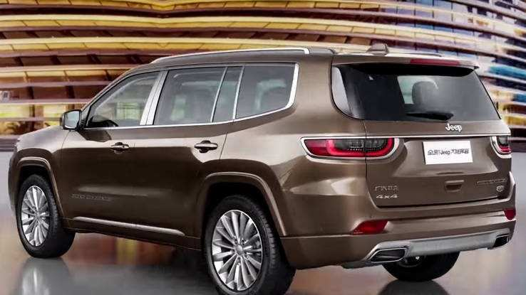 84 Best Review The 2019 Jeep Grand Wagoneer Rumors with The 2019 Jeep Grand Wagoneer