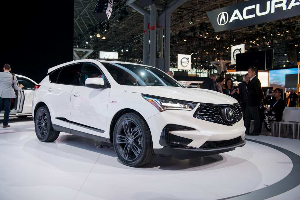 84 Concept of 2019 Acura Rdx Preview Pictures with 2019 Acura Rdx Preview