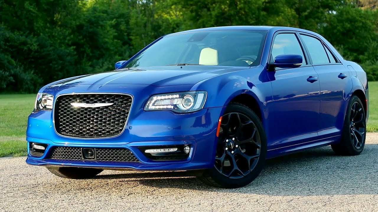 84 Concept of 2019 Chrysler 300 Review Spesification by 2019 Chrysler 300 Review